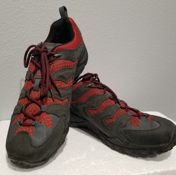 new high quality on sale top-rated real Merrell Select DRY VIBRAM Hiking Shoes Men Size 13